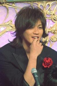 赤西仁、ソロで初めての生放送出演「ガッチガチです」