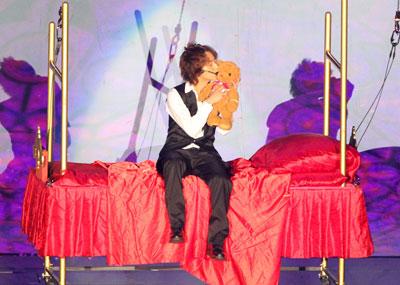 「今夜待ってる」のメッセージを送るまさかの人に、藤ヶ谷太輔も大困惑!