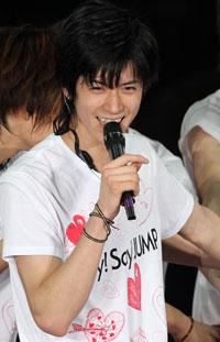 Hey!Say!JUMP中島裕翔の自宅紹介VTRにチラッと映った、天井と壁紙に悶絶