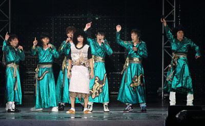 『Mステ ウルトラFES』での関ジャニ∞の衣装、「なんで柔道着?」とメンバー自身が一番困惑