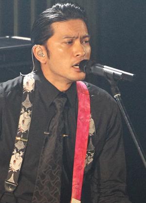 TOKIOサウンドの象徴・長瀬智也、メンバーが作る曲の違いを語る